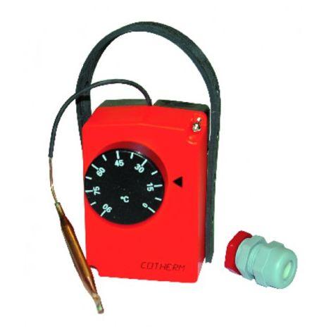 Casing box adjusting aquastat cotherm - thahr001 - COTHERM : THAHR001
