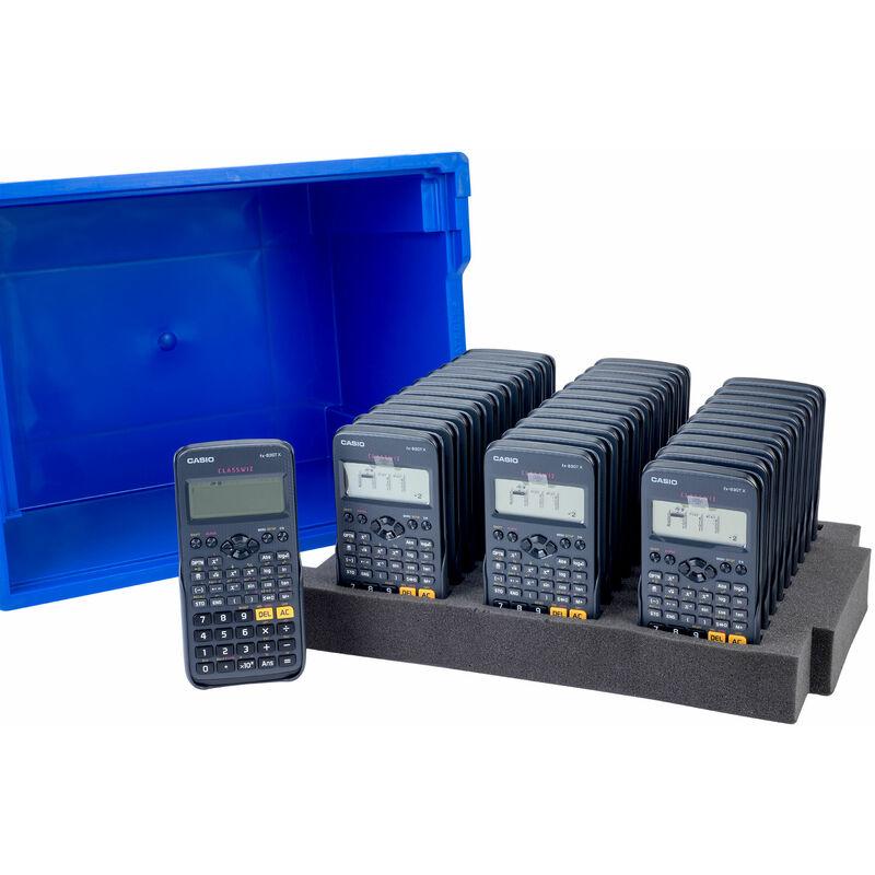 Image of FX-83GTX GCSE Scientific Calculator Black Class Pack of 30 - Casio