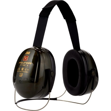 Casque 3M antibruit vert OPTIME 2 PELTOR H520A
