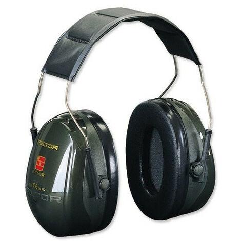 Casque anti-bruit 31dB Optime II 3M