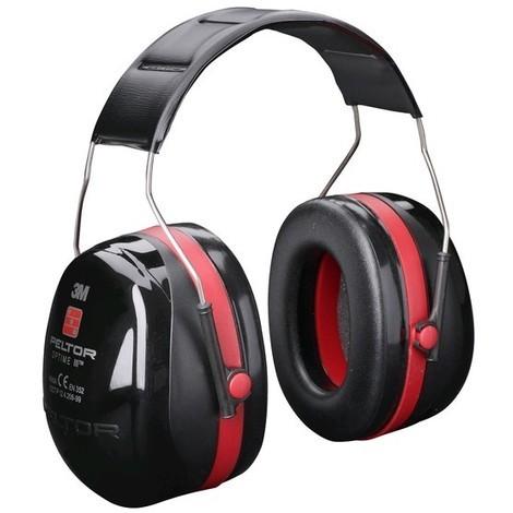 casque anti bruit 3m optime iii peltor h540010. Black Bedroom Furniture Sets. Home Design Ideas