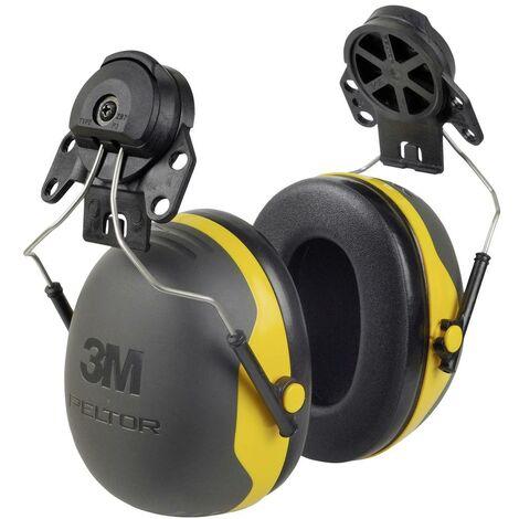Casque anti-bruit 3M Peltor X2 avec fixation sur casque W51804