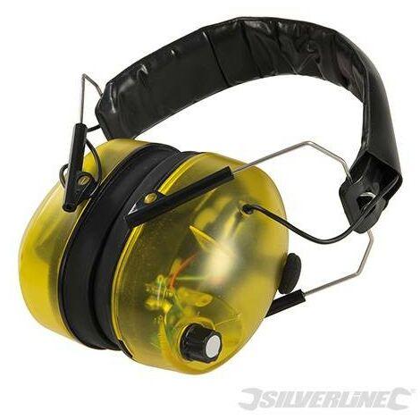 Casque anti-bruit électronique SNR 30 dB - SNR 30 dB