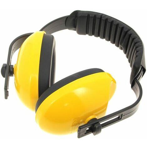 Casque anti-bruit loisirs pour Lime electrique, Meuleuse, Perceuse, Perforateur, Ponceuse, Scie a onglets, Scie circulaire, Scie electrique, Scie saut