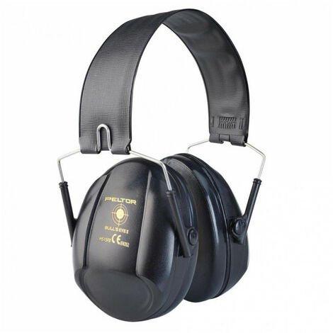 Casque anti-bruit PELTOR Bull's Eye I 27dB 3M