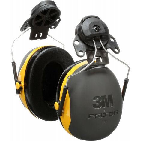 Casque anti-bruit Peltor X2P3E 3M