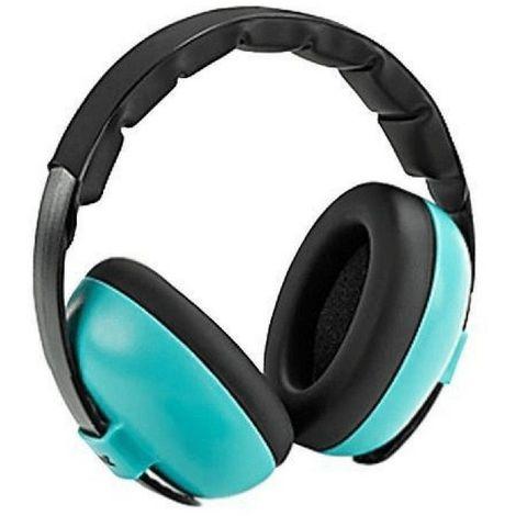 Casque Anti-Bruit pour Enfant Banz Earmuffs, Turquoise - Bleu