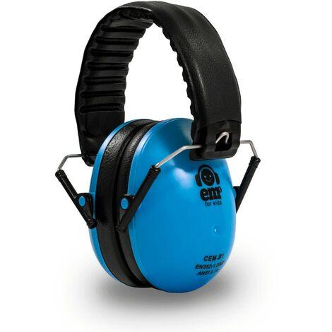 Casque Anti Bruit pour Enfant, Bleu, EMS - Bleu