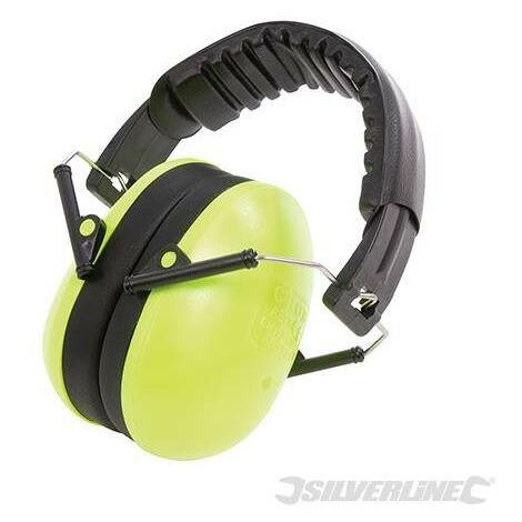 Casque anti-bruit pour enfant, Vert