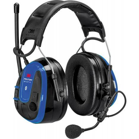 Casque anti bruit radio WS Alert XPI. Peltor 3M