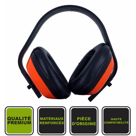 Casque anti-bruit Silex®