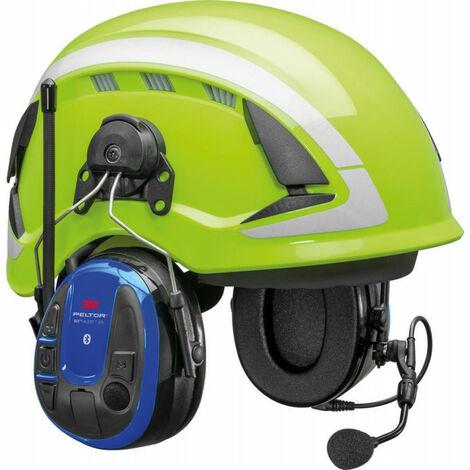 Casque anti bruit WS Alert - Support de casque. Peltor 3M