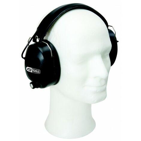 Casque anti-bruits éléctronique