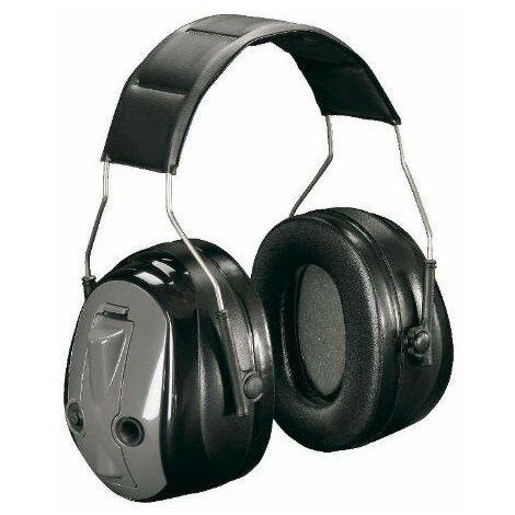 Casque antibruit 3M™ PELTOR™ Optime™ Push To Listen MT155H530A 380