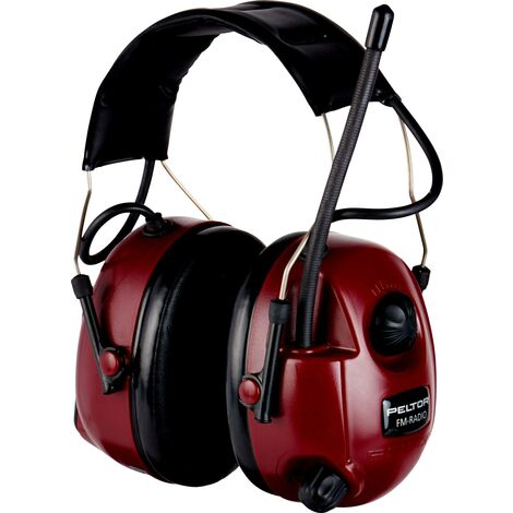Casque antibruit actif 32 dB 3M Peltor Alert M2RX72A2 1 pc(s) C02378