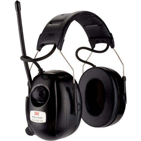 Casque antibruit audio 3M Peltor HRXD7A-01 31 dB 1 pc(s) D934981