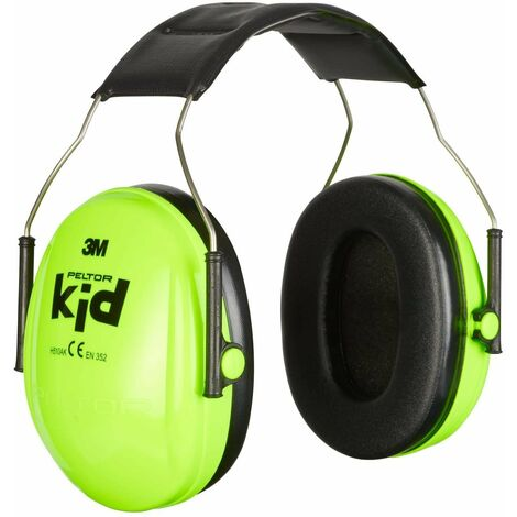 Casque antibruit enfant Peltor KID