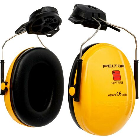 Casque antibruit passif 26 dB 3M Peltor Optime I H510P3E 1 pc(s)