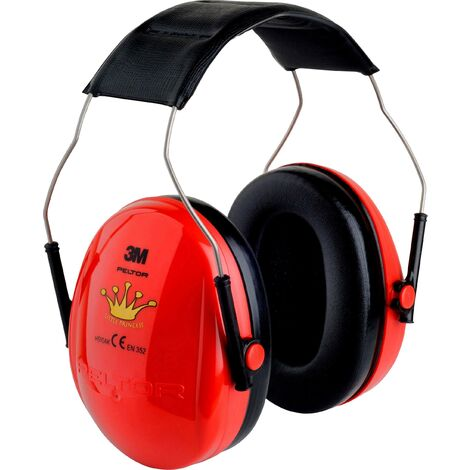Casque antibruit passif 27 dB 3M Peltor Kid H510AK-613-RD 949 1 pc(s) S726261