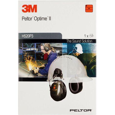Casque antibruit passif 30 dB 3M Peltor Optime II H520P3E 1 pc(s)