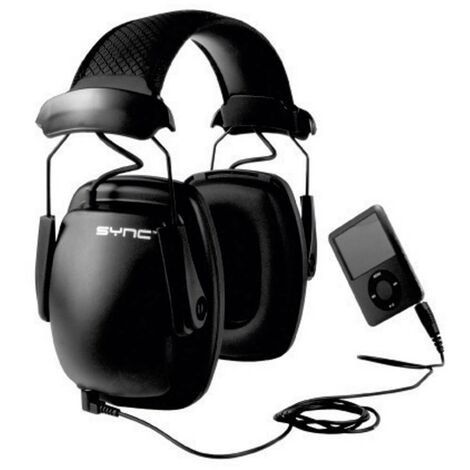 Casque antibruit passif 31 dB Howard Leight Sync Stereo 1030111 1 pc(s)