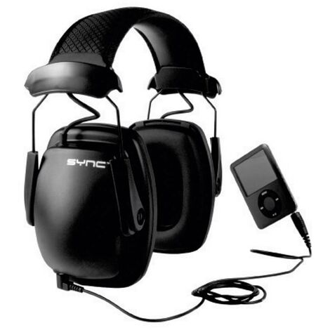 Casque antibruit passif 31 dB Howard Leight Sync Stereo 1030111 1 pc(s) W46310