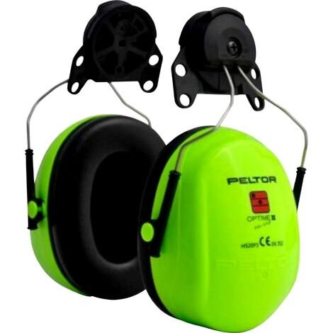 Casque antibruit passif 35 dB 3M Peltor Optime III H540P3EV 1 pc(s) Q106422