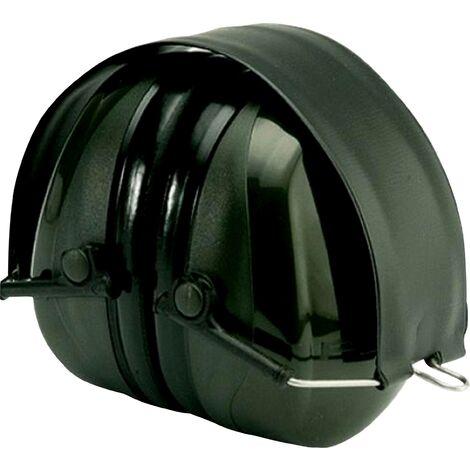Casque Antibruit Peltor Optime 2 (31dB), Version Pliable - Noir