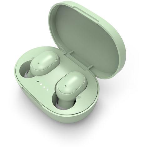 Casque Bluetooth 5.0 Avec Compartiment De Charge 280Mah, Vert