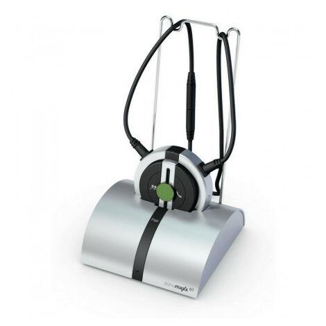Casque Bluetooth Sonumaxx pour TV, Humantechnik, Version Médaillon - Gris