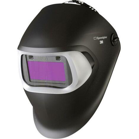 Casque de protection 100 BLACK SpeedGlas H751120 EN 379, EN 166, EN 175, EN 169