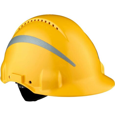 Casque de protection 3M G3000 Reflex G30NUYR jaune 1 pc(s)