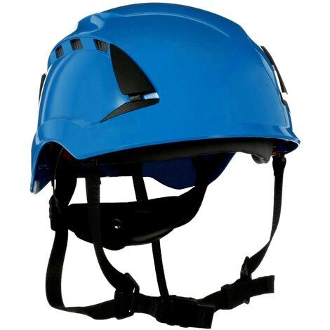 Casque de protection 3M SecureFit X5003VE-CE avec aération, avec capteur UV bleu EN 397, EN 12492, EN 50365 1 pc(s) Q106712