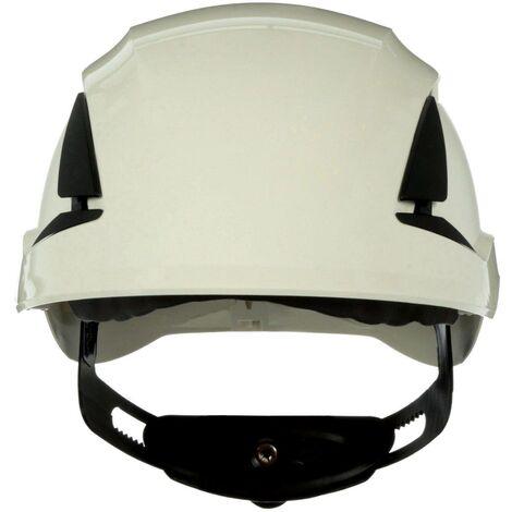 Casque de protection 3M SecureFit X5501V-CE-4 avec aération, avec capteur UV blanc EN 397 1 pc(s) Q106972