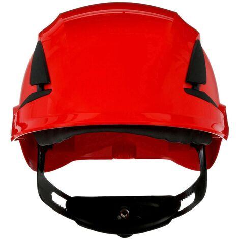 Casque de protection 3M SecureFit X5505NVE-CE-4 avec capteur UV rouge EN 397 1 pc(s) Q106552