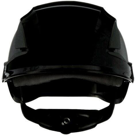 Casque de protection 3M SecureFit X5512NVE-CE-4 avec capteur UV noir EN 397 1 pc(s) Q106512