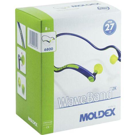 Casque de protection auditive 27 dB Moldex WaveBand 6800 01 1 pc(s)