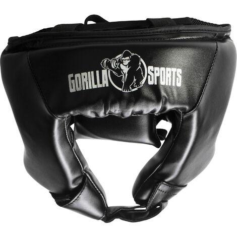 Casque de protection pour sports de combat Gorilla Sports