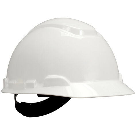 Casque de Sécurité 3M H700 Blanc - Blanc