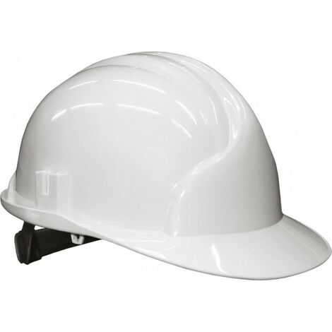 Casque de sécurité contre les chocs casque HDPE _0