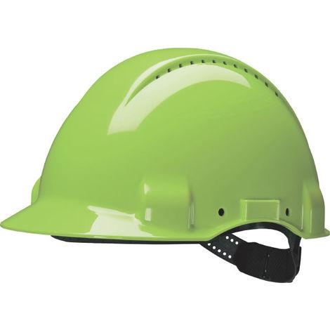 Casque de sécurité vert(e) G30