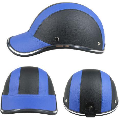 Casque d'équitation Casque de Moto Casquette de, Baseball Chapeau d'équitation pour la randonnée équitation équipement de sécurité extérieure de Protection