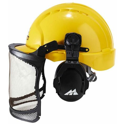 Casque forestier complet McCULLOCH 000577616516