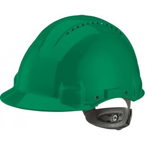 Casque G3000N,ABS, système de cliquet, vert