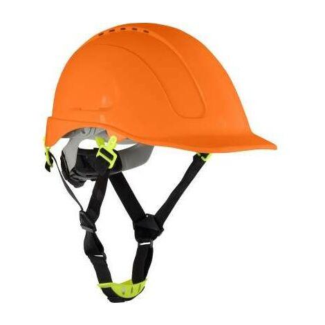 """main image of """"casque orange industrielle ventilé Pro L1040503 Lahti"""""""