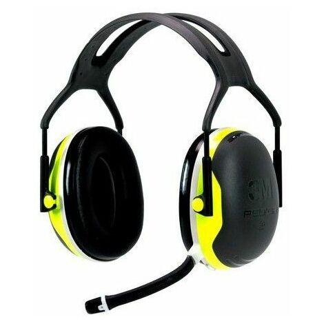 Casque Peltor X4 Bluetooth - Vert