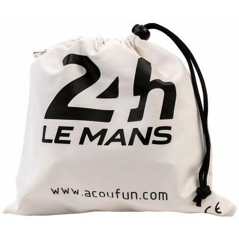 Casque radio anti-bruit officiel 24H Le Mans - noir
