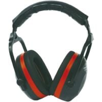 Casque (serre-tête) anti-bruit. SNR: 30 Db. Pliable. Singer HG106PNR