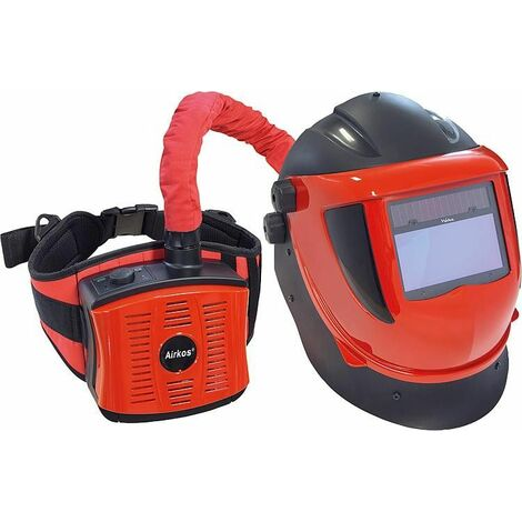 Casque soudeur GYS NAVITEK 5-8 / 9-13 + G VISOR/DIGITAL avec systeme de proctection ventilation