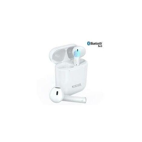 Casques Bluetooth avec Microphone Blanc (Refurbished A+)